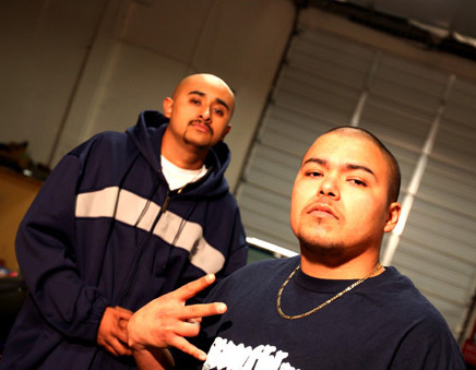 Eastside Valleros Chicano Rap