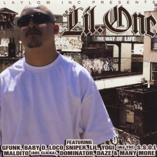 Ese Lil One - The Way Of Life Chicano Rap