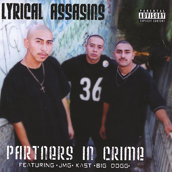 Lyrical Assasins - Partners In Crime Chicano Rap