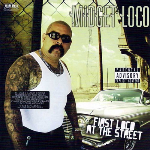 Midget Loco - First Loco At The Street Chicano Rap