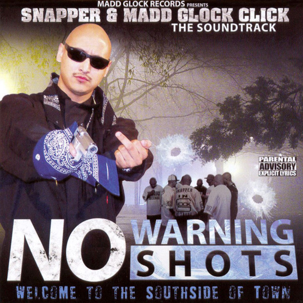 No Warning Shots Chicano Rap