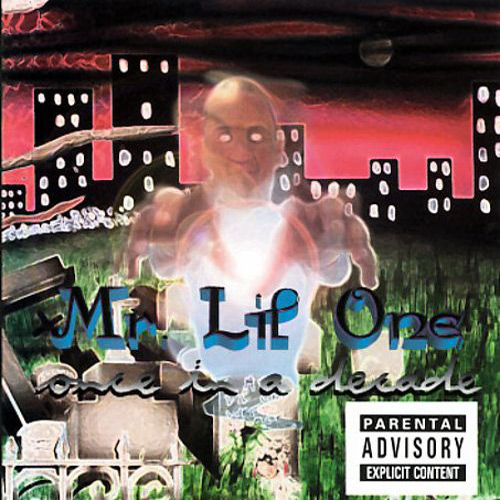 Mr. Lil One - Once In A Decade Chicano Rap