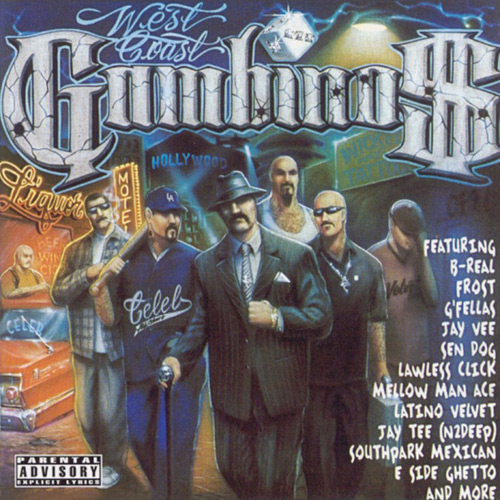 VA - West Coast Gambino$ Chicano Rap